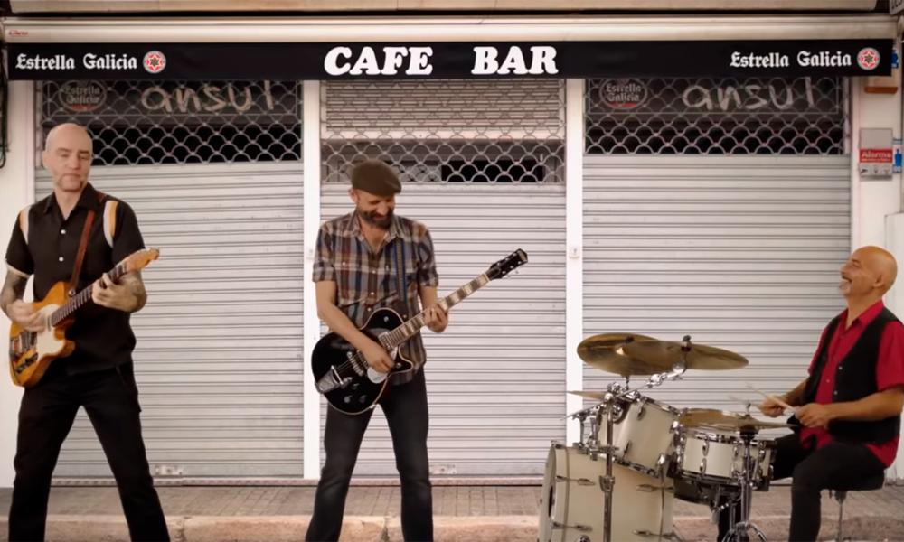 """La Cuenta Atrás damusa - """"La Cuenta Atrás"""" de Los Enemigos y Estrella Galicia para apoyar a los bares"""