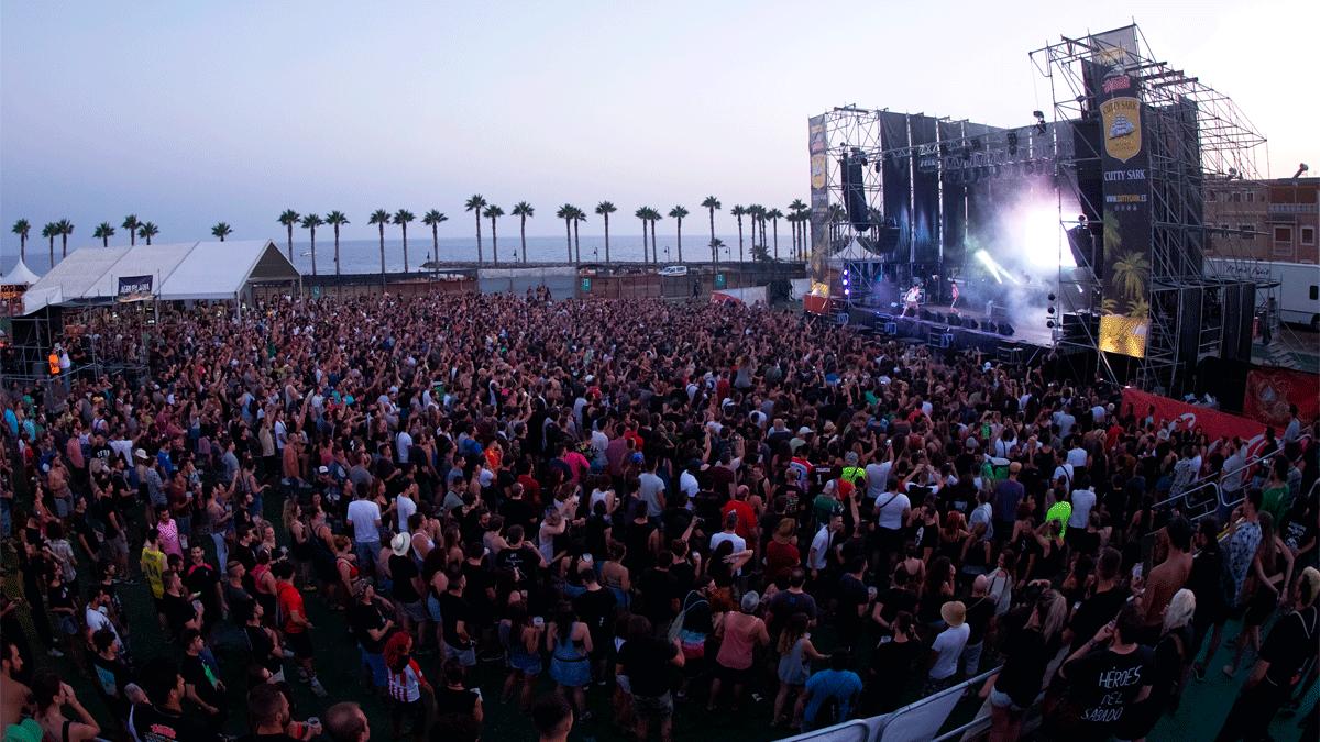 the juergas festival rock damusa