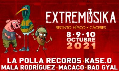 Extremúsika 2021